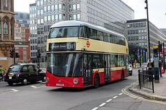 LT50 @ Victoria Street (crashcalloway) Tags: lt50 nbfl newbusforlondon borismaster londongeneral londonbus bus tfl victoriastreet broadsanctuary westminster victoria london route11 retrolivery retro livery