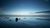 "Blue Hour (""A.S.A."") Tags: crimdonbeach hartlepool cleveland teeside northeast northeastcoast northsea lowtide beach britain rocks longexposure slow shutter leefilters leebigstopper nd110 06hardgrad sonya7rmkii sonytessaref1635f4 asa2017"