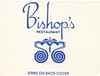Bishop's Restaurant - Lawrence, Massachusetts (The Cardboard America Archives) Tags: massachusetts vintage restaurant match matchbook advertising