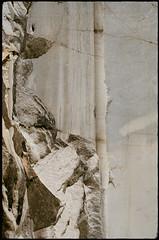 Treffen (Harald Reichmann) Tags: kärnten treffen krastal steinbruch marmor bohrung bearbeitung analog film nikonfm2