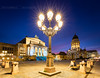 _MG_1891_web - Gendarmenmarkt at night (AlexDROP) Tags: 2017 berlin germany deutschland travel architecture color city wideangle urban night circpl scape canon6d ef16354lis historicalplace best iconic famous mustsee picturesque postcard hdr europe