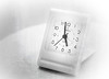 04h58 (Daniela 59) Tags: 7dwf 7dayswithflickr thursdaythemebwandsepia clock alarmclock time routine early morning sliderssunday hss danielaruppel