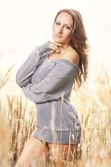 press 20 (Sunfrontier) Tags: portrait model campaign profile female girl woman alienbees strobe flash