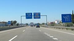A-23-92 (European Roads) Tags: a23 huesca zuera zaragoza españa aragón spain autovía