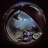 Globe of Speed (uri press) Tags: dortmund ruhrgebiet nordrheinwestfalen germany europa luftbild birdseyesview luftaufnahme luftbildfotografie luftfotografie overview uebersicht vogelperspektive weihnachtzirkus zirkus circus akrobatik