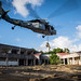 EOD Sailors conduct insertion and hostage rescue exercise in Saipan