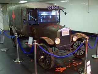 559 Ford Model T Field Ambulance (1924)
