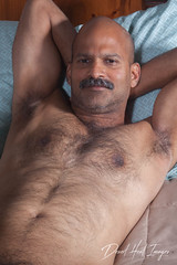 IMG_2393 (DesertHeatImages) Tags: red joe hunter phoenix arizona canada middle eastern mustache furry hairy otter handsome lgbtq chest butt