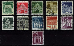 Deutsche Bundespost (Jusotil_1943) Tags: coleccion sellos stamps filatelia philately philatelic