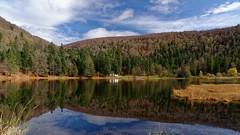 Lac de Blanchemer - Oct 17 - 06 (sebwagner837_55) Tags: lac blanchemer vosges lorraine grand est la bresse tourbe moselotte