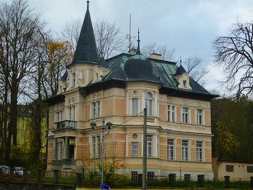 Budova policejní stanice