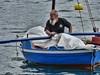 Pescador (juantiagues) Tags: pescador embarcación juantiagues juanmejuto