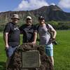 Three Amigos 2 (OzzRod) Tags: pentax k1 hdpentaxdfa28105mmf3556 amigos friends mates photographers diamondhead kapiolani waikiki hawaii travel
