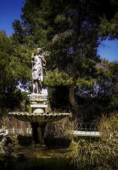 San Anton Gardens (Askjell) Tags: malta mediterraneansea park repubblikatamalta republicofmalta sanantongarden sanantonpalace triqbirbal fountain roman turtles ħattard