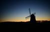 The old mill (tonny_christensen) Tags: nikon d750 50mmf14 sunset autumn winter skies sun shadows dark night veflinge brolund mølle dusk