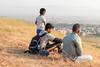 Waiting for the wind to die down on Shinde (faram.k) Tags: kamshet nirvana paragliding shinde bramhanwadi maharashtra india in