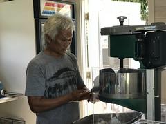 Aoki's Shave Ice (hawaii) Tags: shaveice shavedice iceshave ice dessert snocone snowcone aoki aokis haleiwa northshore oahu honolulu hawaii
