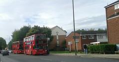 End of a chapter, 176   Arriva London South VLA52 LJ53BBK (Unorm001) Tags: vla52 vla51 vla 52 51 lj53bbk lj53 bbf lj53bbf red london double deck decks decker deckers buses bus routes route 45 176 188