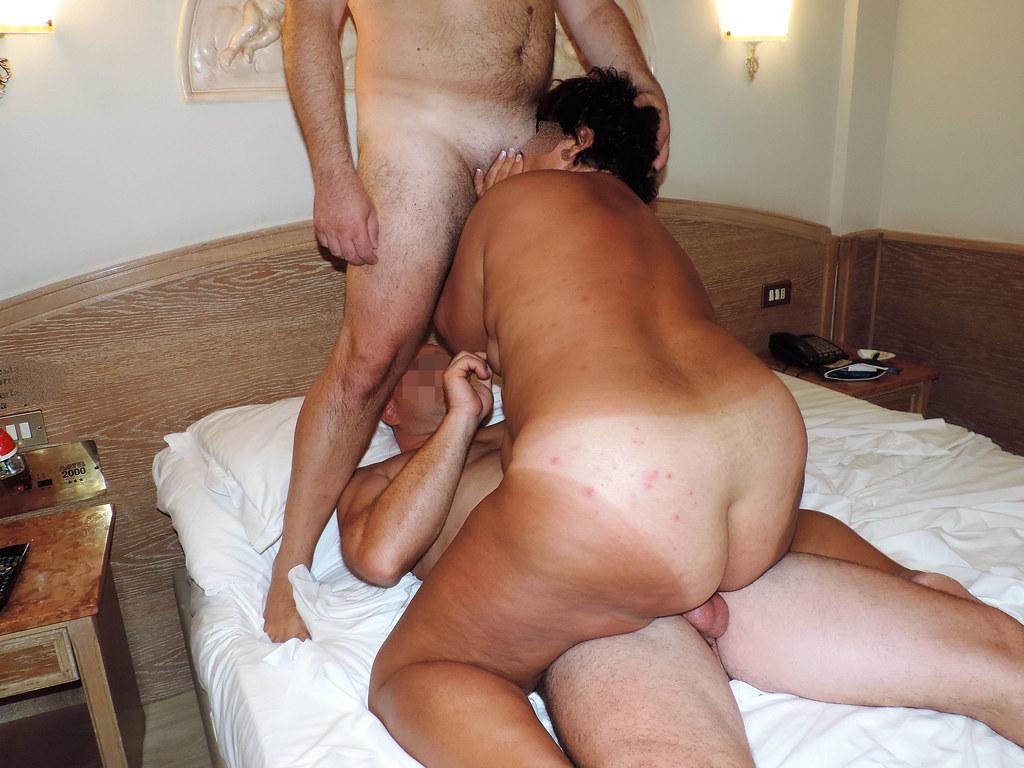 Milf Threesome Swingers  Mature Sex-2728