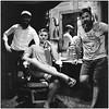The A Team (Shavers) (Koprek) Tags: rolleiflex28f kodaktrix varaždin spancirfest croatia film streetphotography portrait august 2017