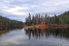 171025-10 Lac Deschênes (clamato39) Tags: eau water latuque lake lac clubanowepo ciel sky clouds nuages provincedequébec québec canada