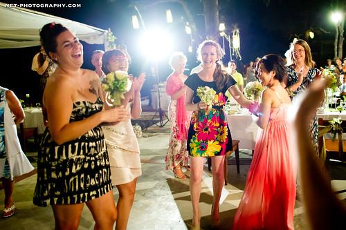 Thailand Hua Hin Baan Talay Dao Resort Wedding