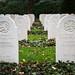 International war graves – Ohlsdorf Cemetry Hamburg - Dutch section