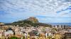 Santa Bárbara castle (Alejandro González i Mas) Tags: alacant comunidadvalenciana españa es castillosantabarbaraalicante mediterráneo sunligth
