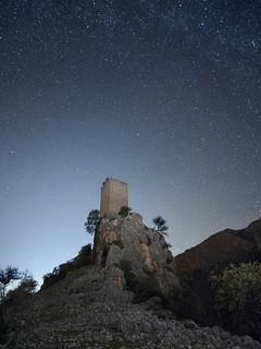El centinela nocturno