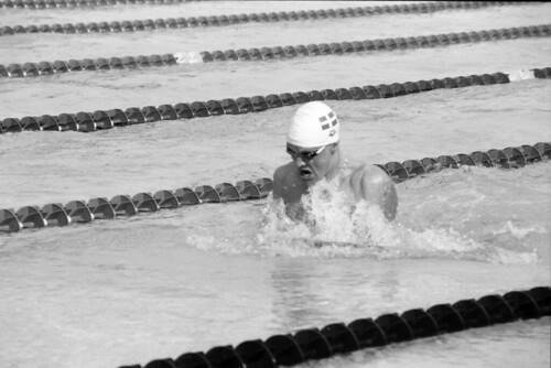 060 Swimming EM 1991 Athens