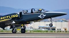 100°GruppiCaccia_Sani# 0781 (Luigi Sani) Tags: aviazione aerei aviation airplanes aeronautica aerobatic airshow airplane l39 breitling