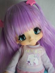 Kikipop :-) (sh0pi) Tags: kikipop nijiiro drops grape squash complete doll azone amiamicom puppe cutie pink rosa cute süs cuteness flash