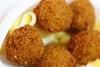 Falafel (Sherwyn Hatab) Tags: falafel filafil felafil saudifood saudibreakfast breakfast tamronspaf90mmf28dimacro tamron90mmf28