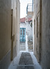 Alleyway in Chora, Andros, Greece (ChrisGoldNY) Tags: chrisgoldphoto chrisgoldny chrisgoldberg forsale licensing bookcovers bookcover albumcover albumcovers sonyalpha sonya7rii sonyimages sony greece greek grecia greekislands cyclades alleys alleyways doors architecture narrow balcony passageway andros easterneurope europe aegean eu