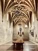 Refectorio del Monasterio de Osera. (lumog37) Tags: monastery monasterios gótico gothic arquitectura architecture esculturas sculptures