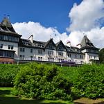 Highland Hotel, Strathpeffer, Ross and Cromarty, Ecosse, Royaume-Uni. thumbnail