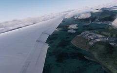 VHHH airborne RWY07R | Vatsim (danielrds) Tags: thrustmaster hotas joystick p3d prepar3d v4 p3dv4 prepar3dv4 pmdg b777 777 t7 vatsim vhhh hongkong bergamo eddp eddb alternate photo simulator online multiplayer fly sky sea boeing