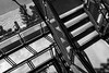 Stairway to the Sun (OzzRod) Tags: pentax k1 hdpentaxdfa28mm105mmf35105mm monochrome blackandwhite shadows steps stairs mauibrewingco waikiki hawaii