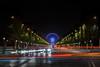 Champs Elysées (autainvillois) Tags: champs elysées paris nuit roue avenue