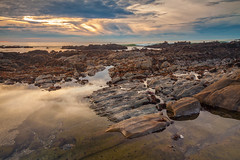 It's not about the picture (Juan Pablo J.) Tags: seascape seashore sea sky sunset sundown clouds coast coastline beach california canon24105mmf4l canon5dmkii
