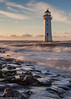 Perch Rock Lighthouse-2 (andyyoung37) Tags: merseyside newbrighton perchrocklighthouse uk sunset wallasey england unitedkingdom gb