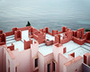 La Muralla Roja (Lukas Schlatter) Tags: calpe murallaroja lamurallaroja bofill ricardobofill