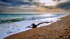 Il mare d'inverno (Luigi Alesi) Tags: italia italy marche macerata civitanova mare sea spiaggia beach luce light paesaggio seascape scenery nikon coolpix p330 raw