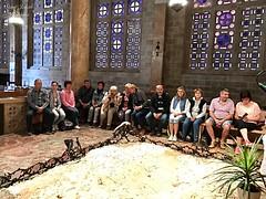 13 - Szentmise a Nemzetek templomában / Svätá omša v Bazilike Agónie