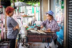 People in Chinatown - Bangkok (Tiziana de Martino) Tags: bangkok people thai food market travel world