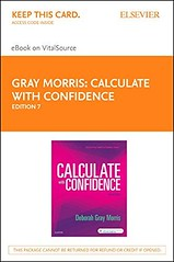 Download Ebook Calculate with Confidence - Elsevier eBook on VitalSource (Retail Access Card), 7e (ebook for mdical) Tags: download ebook calculate