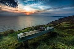 Tregonhawke,Whitsand Bay (Darrell Burgess) Tags: whitsandbay sunset beach cornwall sony a99 zeiss 1635 28 ssm hitech lee