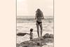 two models (forum.linvoyage.com) Tags: mother daughter naiharn beach phuket island thailand bw sea ocean bikini hair girl baby woman rock beauty nice