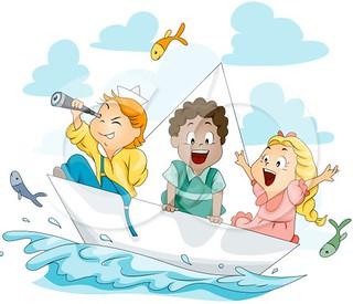 Paper Boat – Humor Contest
