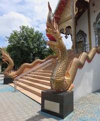 Nāga of the Wat Si Don Chai (Chiang Mai, Thailand) (courthouselover) Tags: thailand เมืองไทย mueangthai ประเทศไทย prathetthai siam สยาม kingdomofthailand ราชอาณาจักรไทย ratchaanachakthai chiangmai เชียงใหม่ เทศบาลนครเชียงใหม่ chiangmaiprovince จังหวัดเชียงใหม่ asia southeastasia nāga naga associationofsoutheastasiannations asean အရှေ့တောင်အာရှနိုင်ငံများအသင်း samahanngmgabansasatimogsilangangasya perhimpunanbangsabangsaasiatenggara សមាគមប្រជាជាតិអាស៊ីអាគ្នេយ៍ ສະມາຄົມປະຊາຊາດແຫ່ງອາຊີຕະເວັນອອກສຽງໃຕ້ persatuannegaraasiatenggara 东南亚国家联盟 தென்கிழக்காசியநாடுகளின்கூட்டமைப்பு สมาคมประชาชาติแห่งเอเชียตะวันออกเฉียงใต้ hiệphộicácquốcgiađôngnamá mythicalasiancreatures mythicalhinducreatures